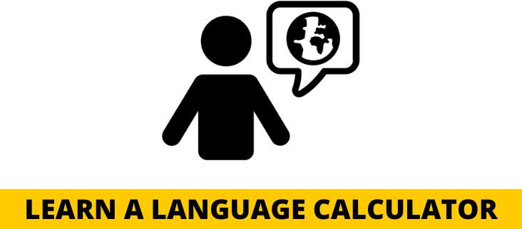 Learn a Language Calculator