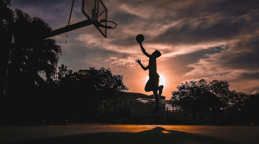 Best in-ground basketball hoops featured image.