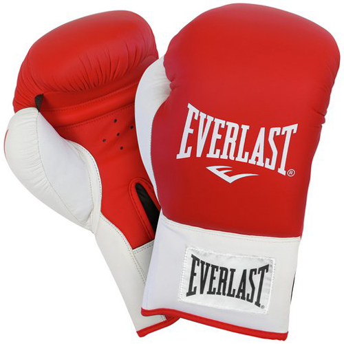 Everlast Kids Leather Training Gloves