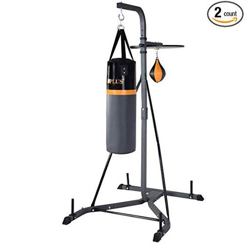Goplus Punching Bag for Teenager with Speed Bag