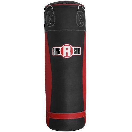 Ringside leather punching bag for girls