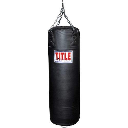 TITLE classic double end punching bag for women
