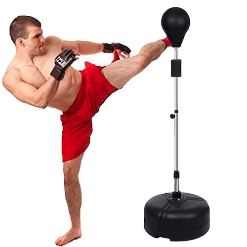 Tomosar free standing speed bag for adults