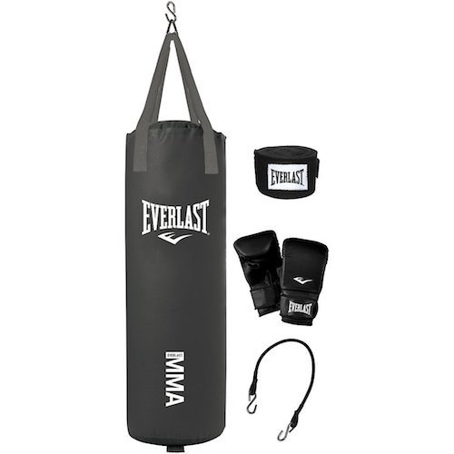 Everlast traditional 70lbs heavy bag for girls