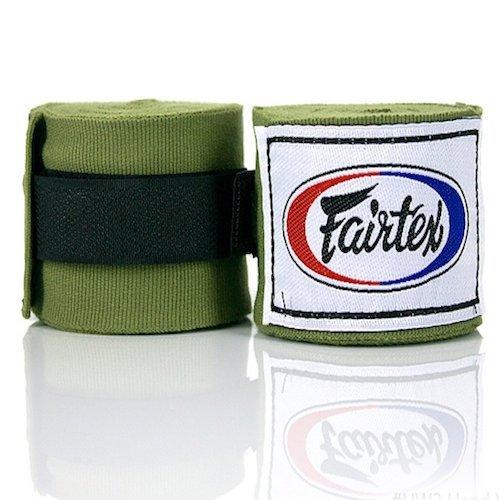 Fairtex Elastic Cotton Hand Wraps