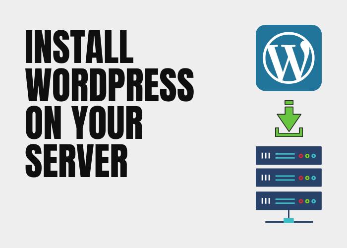 Installing WordPress on Your Sports Blogs Server.