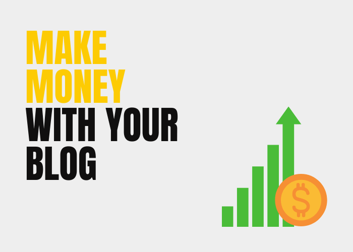 Making money with your sports blog.