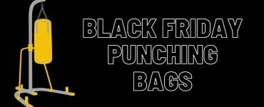 Black Friday punching bags