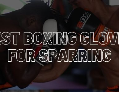 Best boxing gloves for sparring.