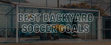 Best backyard soccer goals.