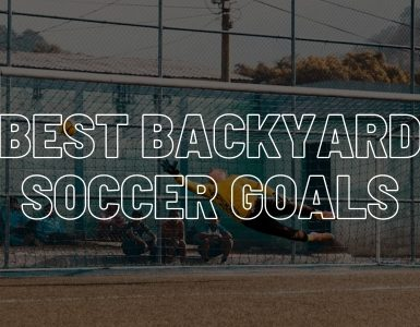 Best backyard soccer goals.