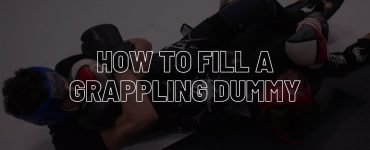 How to Fill a Grappling Dummy