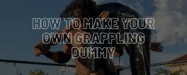 How to make your own grappling dummy.