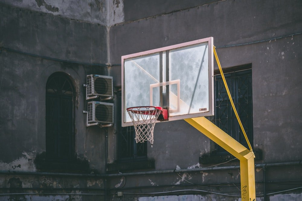 How to install your in-ground basketball hoop.